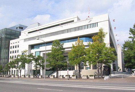 USA: ambasciata canadese evacuata a Washington. Sospetto bomba