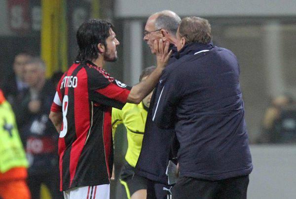 """Gattuso-Jordan, il tecnico: """"Mai insultato il capitano del Milan, squadra che tifo"""""""