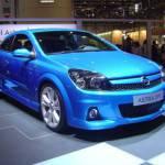 Opel Astra OPC: lussuosa quattro ruote al salone di Ginevra