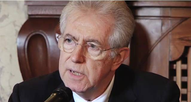 Crisi economica: Mario Monti comincia il tour de force, domani incontro con parti sociali