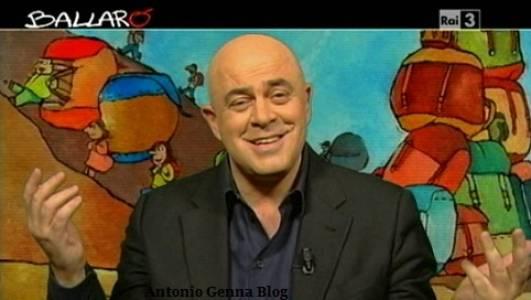 'Ballaro' 21 febbraio 2012: Maurizio Crozza e il suo editoriale satirico (video YouTube)