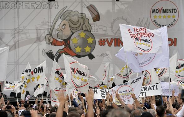 Via libera alla festa del M5S al Circo Massimo