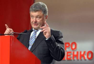 Petro Poroshenko (Getty images)