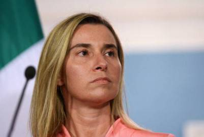 Federica Mogherini (Getty images)