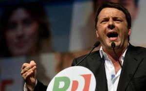 Matteo Renzi (TIZIANA FABI/AFP/Getty Images)