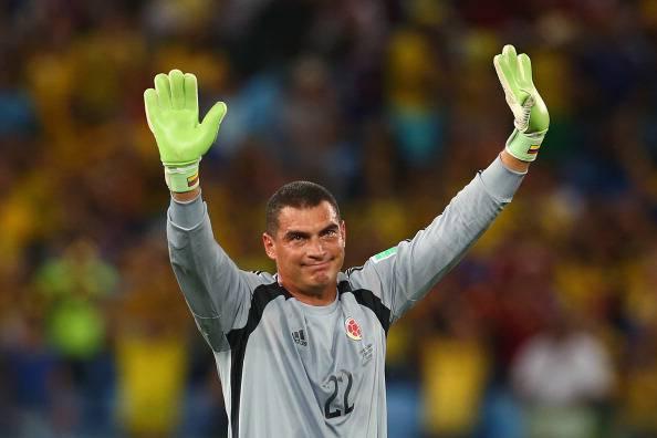 Colombia, Faryd Mondragon diventa il giocatore più vecchio a giocare un Mondiale