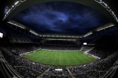 Corinthians v Botafogo - Brasileirao Series A 2014