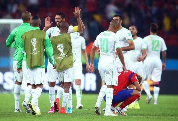 L'Algeria asfalta la Corea del Sud: 4-2 a Porto Alegre. Le pagelle