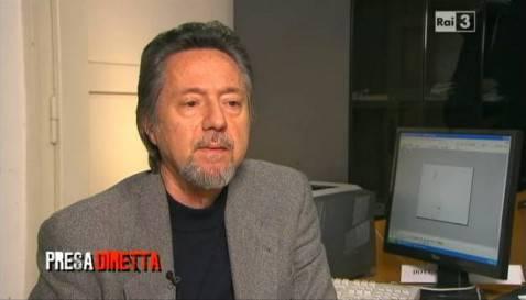 Marino Andolina (screenshot Raitre)