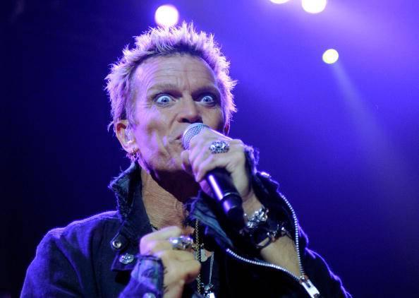 Cresce l'attesa per i fan di Billy Idol, il 9 e 10 giugno dal vivo a Roma e Padova