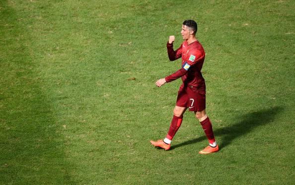 Mondiali, Cristiano Ronaldo torna a casa