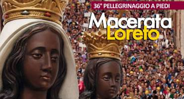 Locandina della Macerata-Loreto di quest'anno