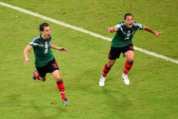 Il Messico schianta la Croazia e trova l'Olanda agli ottavi.