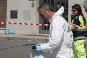 Polizia scientifica (getty Images)