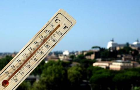 Termometro (ALBERTO PIZZOLI/AFP/Getty Images)