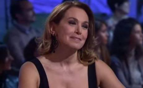 Barbara D'Urso (screenshot La7)