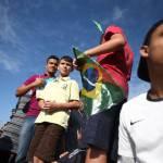 Mondiali di calcio 2014, disordini a San Paolo: una decina di feriti tra cui due giornalisti
