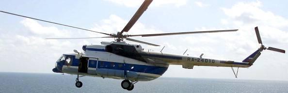 Russia: precipita elicottero con 17 persone a bordo