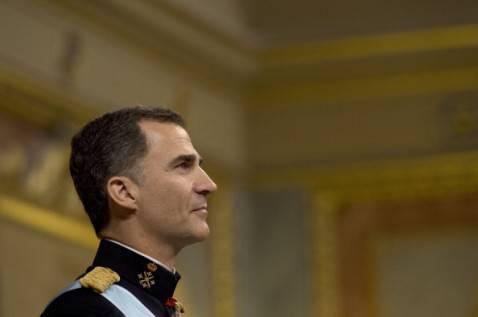 Felipe VI Re di Spagna  (DANI POZO/AFP/Getty Images)