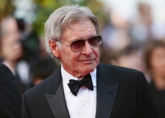 Star Wars: infortunio per Harrison Ford