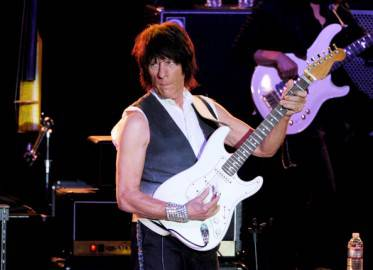 Jeff Beck (Getty images)