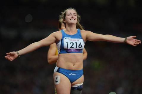 Martina Caironi (Gareth Copley/Getty Images)