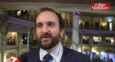 Matteo Orfini (screenshot Fatto Quotidiano Tv)
