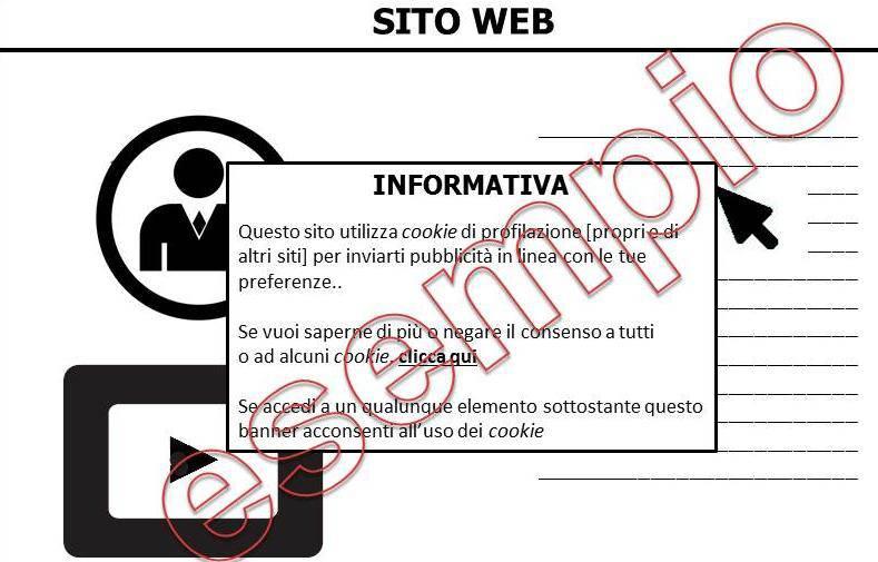 Cookie: stop installazione senza consenso