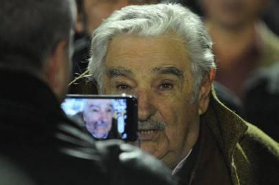 Jose Mujica (PABLO PORCIUNCULA/AFP/Getty Images)