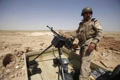 Soldato iracheno (Getty images)