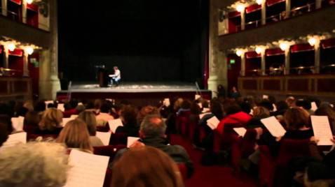 Il Teatro Valle (screenshot Youtube)