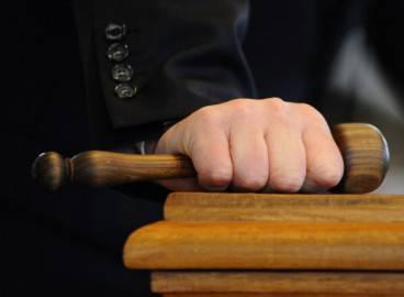 Martello tribunale (Alan Crowhurst/Getty Images)