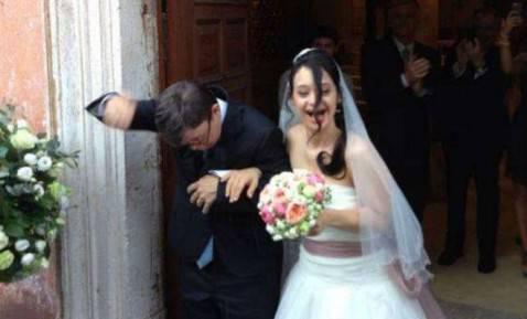 20140714 74104 10492155 10152539348029841 4407641787110 478x289 Mauro e Marta sposi: sono i primi in Italia… ecco perché