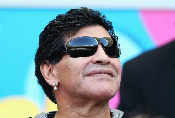 Calcio, Maradona potrebbe diventare Ct della Palestina