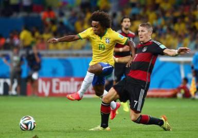 Brasile Germania ( Robert Cianflone/Getty Images)