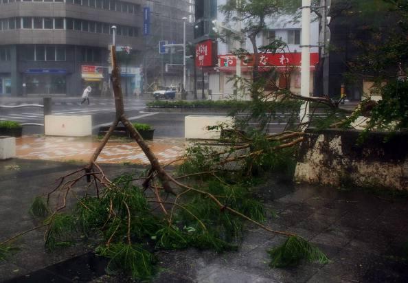 Giappone: massima allerta per tifone Neoguri