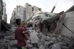 Striscia di Gaza (Getty images)
