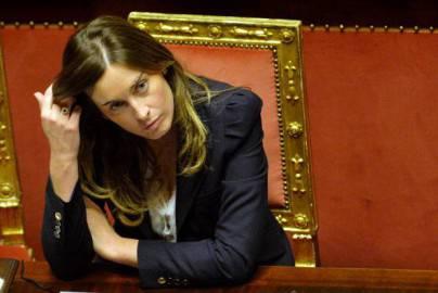 Maria Elena Boschi (Getty images)