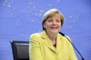 Cancelliera tedesca Angela Merkel (Getty image)