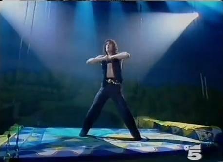 Silvio Oddi (screenshot Canale5)