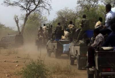 Soldati sudanesi (Getty images)