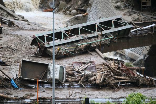 Giappone, tifone Neoguri: 3 vittime e 45 feriti