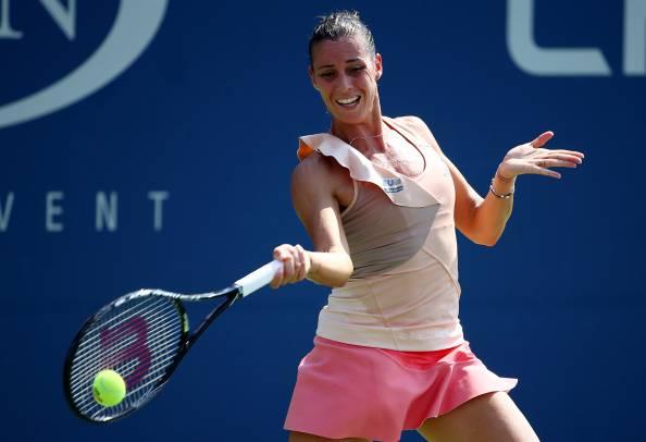 Tennis, Roland Garros: finisce l'avventura della Pennetta