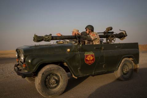 Iraq Isis (Getty Images)