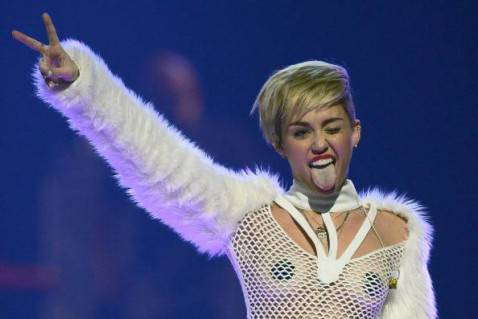 Miley Cyrus (Ethan Miller/Getty Images)