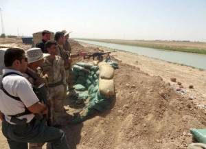 Peshmerga (Getty images)