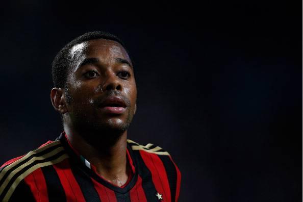 Milan, Robinho ufficiale al Santos
