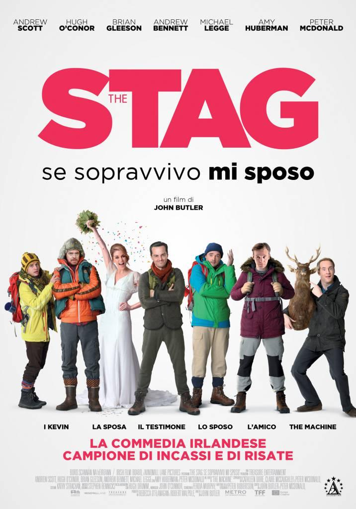 """""""The stag – Se sopravvivo mi sposo"""": recensione"""