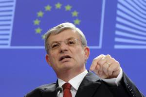 Commissario Ue alla salute, Tonio Borg (Getty images)