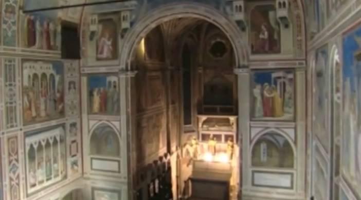 Padova: Cappella Scrovegni danneggiata da un fulmine